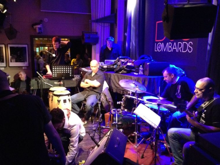 Jam session on every Friday after midnight at Le Duc des Lombards