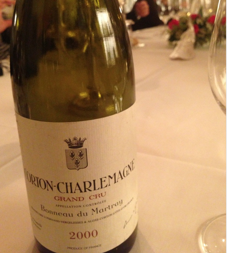 this is one of my fav on our dinner table at Chateau Phelan Segur