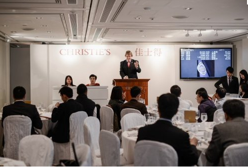 Henry Tang with help of Christie's sold off part of his Burgundy wine collection for over USD6 million last sat