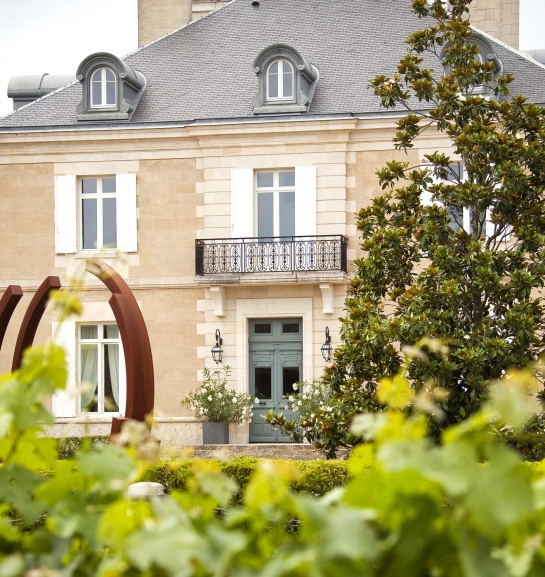 taking a relaxing day in Chateau Haut Bailly made one of my chillest day in Bordeaux