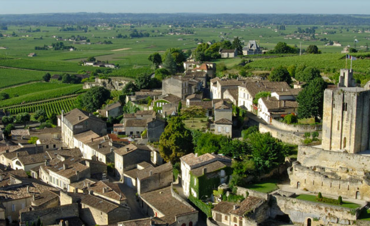 Saint Emilion Medieval Town