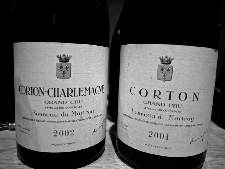 Only 2  Grand Cru: White and Red