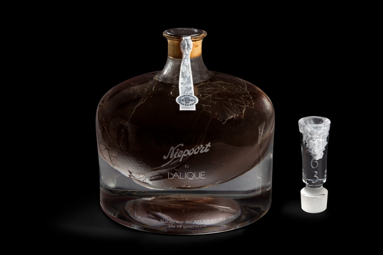 Niepoort in Lalique_Decanter_1
